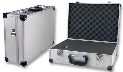 CASE ALUMINIUM/ABS PHOTO - SILVER Optical & Cameras Storage And Bags • 98.91£