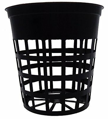 $ CDN34.39 • Buy 100 Pack - 3 Inch Net Slit Pots For Hydroponic - Aeroponic - Orchid