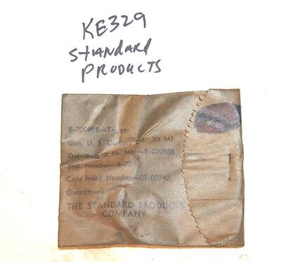 $95 • Buy M1 Carbine Trigger, Standard Products  - New In Seal Package  - #KE329