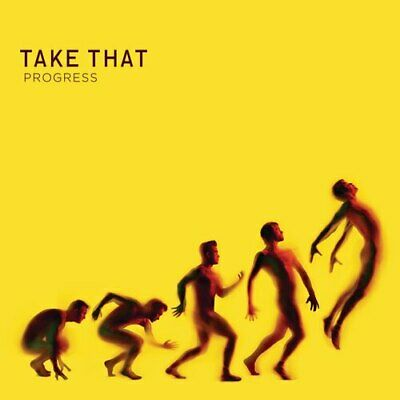 Take That : Progress CD (2010) Value Guaranteed From EBay's Biggest Seller! • 1.40£
