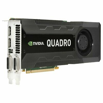$ CDN509.24 • Buy Dell RCFKT NVidia Quadro K5000 4Gb GDDR5 Professional GPU Graphics Video Card