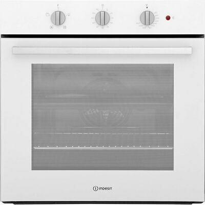 £180 • Buy Indesit IFW6330WH Aria Built In 60cm A Electric Single Oven White New