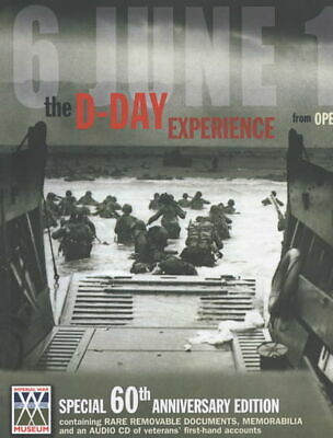 £5.62 • Buy The D-day Experience: From The Invasion To The Liberation Of Paris Amazing Value