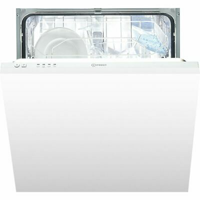 View Details Indesit DIF04B1 Eco Time A+ Fully Integrated Dishwasher Full Size 60cm 13 Place • 218.00£