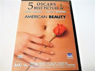 AU12.50 • Buy American Beauty  Kevin Spacey  Drama Dvd, R4  New  Auz Seller