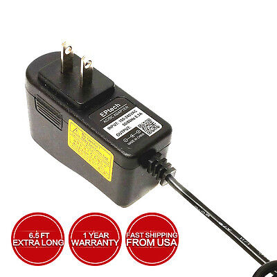 $10.90 • Buy 12V M-Audio ProKeys 88 Keyboard Replacement Power Supply Adapter