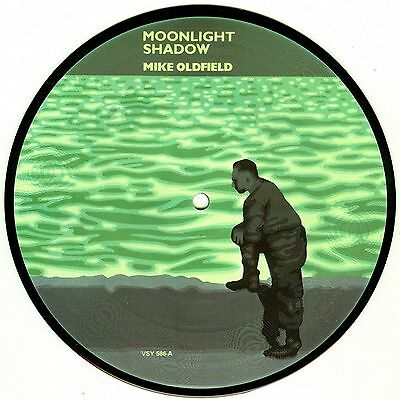 £24.99 • Buy Mike Oldfield 'moonlight Shadow' Uk Picture Disc 7  Single