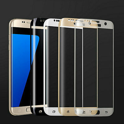 $ CDN9.66 • Buy For Samsung Galaxy S7 Edge Privacy Full Screen Protector Anti-Spy Tempered Glass