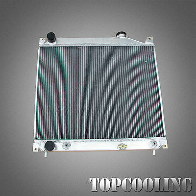 AU500 • Buy Aluminum Radiator For Suzuki Grand Vitara FT ET TA GT L4 V6 AT 2 Row 34MM