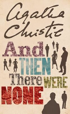 £4.06 • Buy The Agatha Christie Collection: And Then There Were None By Agatha Christie