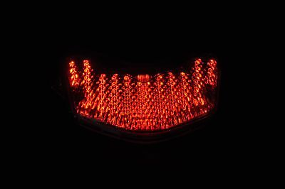 $74.95 • Buy Tail Light LED Smoke Integrated Turn Signal Kawasaki 2005-2006 NINJA ZX-6R/636