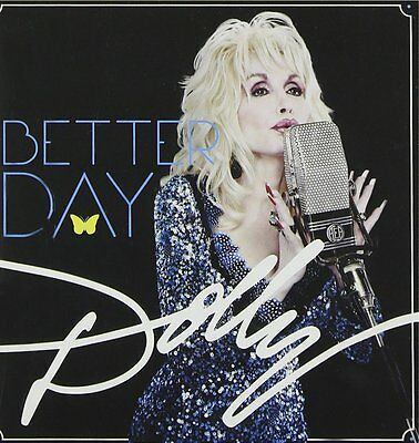 £4.95 • Buy Dolly Parton ~ Better Day - New Sealed Country Music Cd Album