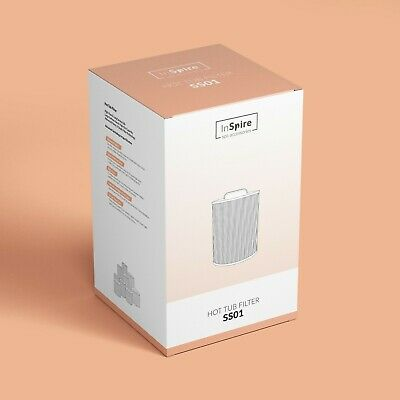 £25 • Buy InSpire SS01 Filter- Platinum Spas Hot Tub Spa Filter-PWW50/6CH-940/FC-0359/WY45