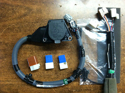 $59.99 • Buy New Oem 2005-2020 Nissan Frontier 7 Pin Trailer Tow Harness Kit - Complete