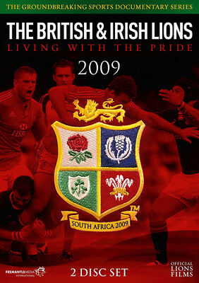 £9.89 • Buy British And Irish Lions 2009: Living With The Pride DVD (2017) The British And