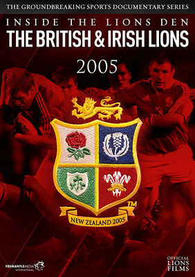 £8.35 • Buy British And Irish Lions 2005: Inside The Lions' Den DVD (2017) The British And