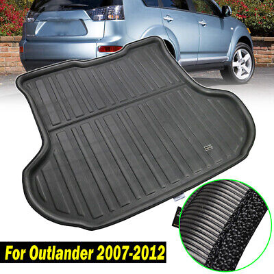 AU40.49 • Buy Rear Trunk Cargo Mat Tray Floor Boot Liner For Mitsubishi Outlander 2007-2012