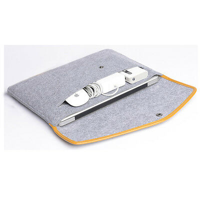 Laptop Sleeve Case Cover For 13-13.3 Inch MacBook Air/ Pro Retina Ultrabook • 9.99£