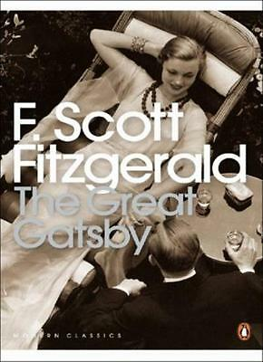 The Great Gatsby (Penguin Modern Classics) By F. Scott Fitzgerald, Tony Tanner • 2.86£