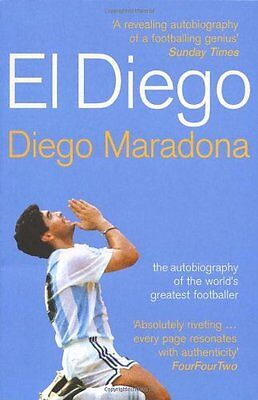 £2.02 • Buy El Diego: The Autobiography Of The World's Greatest Footballer By Diego Armando
