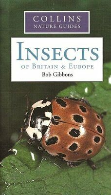 £2.02 • Buy Collins Nature Guide: Insects Of Britain & Europe.