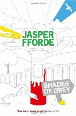 Shades Of Grey By Jasper Fforde. 9780340963036 • 3.90£