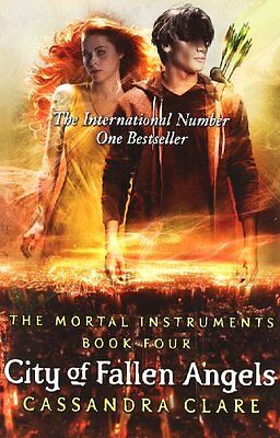£3.22 • Buy City Of Fallen Angels (The Mortal Instruments, Book 4) By Cassandra Clare