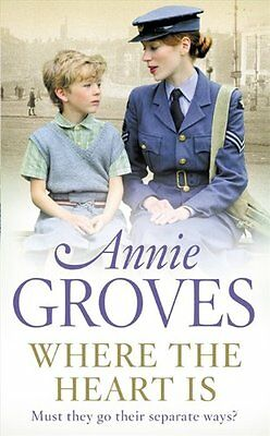 £3.29 • Buy Where The Heart Is By Annie Groves. 9780007265923