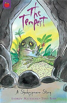 The Tempest (Shakespeare Stories) By Andrew Matthews,William Shakespeare,Tony R • 1.89£