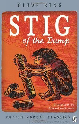 £2.60 • Buy Stig Of The Dump (Puffin Modern Classics) By Clive King, Edward .9780141329697