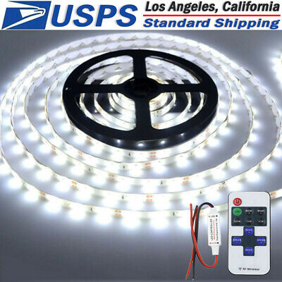 $13.57 • Buy Wireless Waterproof LED Strip Light 16ft For Boat / Truck / Car/ Suv / Rv White