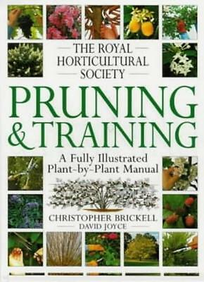 £3.10 • Buy The Royal Horticultural Society Pruning And Training (RHS) By Christopher Brick