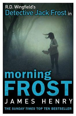 £3.10 • Buy Morning Frost: DI Jack Frost Series 3 By James Henry