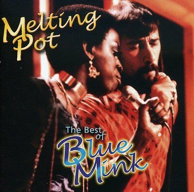 Blue Mink - Melting Pot - The Best Of Blue Mink [CD] • 8.77£