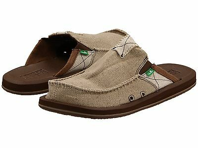 Men's Shoes Sanuk You Got My Back Sidewalk Surfer Slip-on Loafer Medium (D, M) • 40.03£