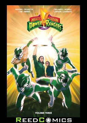 £14.50 • Buy MIGHTY MORPHIN POWER RANGERS VOLUME 3 GRAPHIC NOVEL New Paperback Collects #9-12