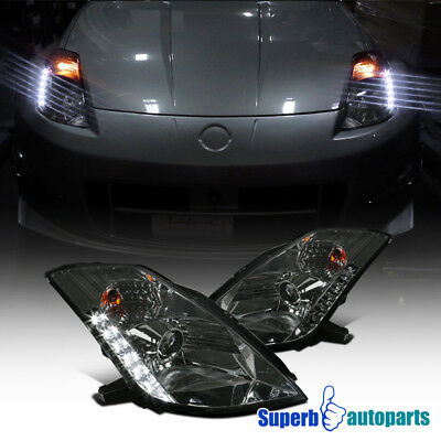 New Left driver HID Xenon headlight head light fit for 2003 2004 2005 350Z