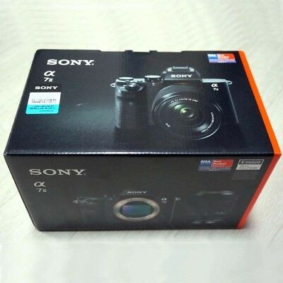 $ CDN1474.01 • Buy Sony Alpha A7 II Mirrorless Digital Camera With FE 28-70mm F3.5-5.6 OSS Lens +