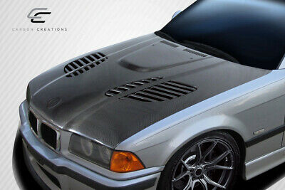 $1060 • Buy Carbon Creations M3 E36 2DR DriTech GTR Hood 1 Piece For 3-Series BMW 92-98