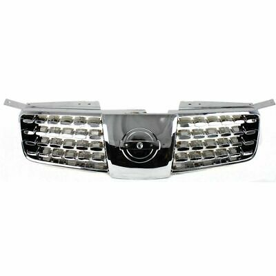 $66.21 • Buy New Front Grille With Emblem Provision For Nissan Maxima 2004-2006 NI1200203