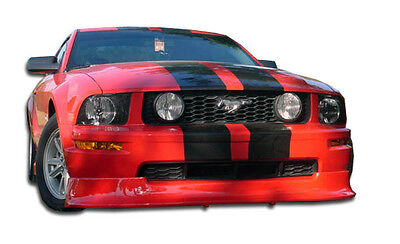 $153 • Buy 05-09 Ford Mustang GT Duraflex Racer Front Lip Air Dam 100647