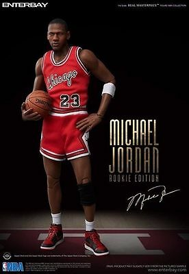 $450 • Buy Enterbay Michael Jordan Rookie Chicago Bulls #23