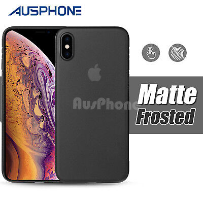 AU3.85 • Buy Ultra Thin Full Body Shockproof Soft Case Cover For Apple IPhone XS Max XR 6 7 8