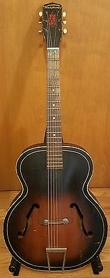 $ CDN544.79 • Buy Harmony Archtop Acoustic Guitar Ship World Wide