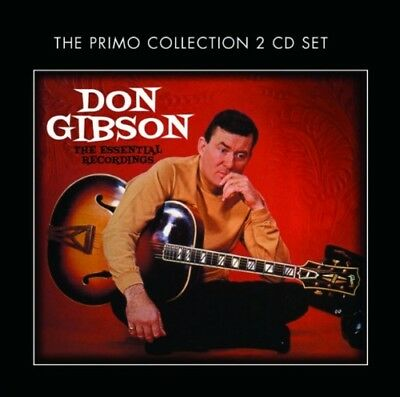 £5.33 • Buy Don Gibson - The Essential Recordings [CD]