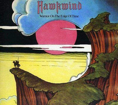 £11.83 • Buy Hawkwind - Warrior On The Edge Of Time [CD]