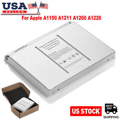 $25.39 • Buy 5800mAh A1175 Laptop Battery For Apple Macbook Pro 15  A1150 A1260 A1226 A1211
