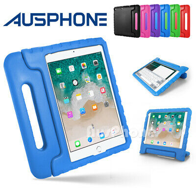 AU27.95 • Buy Kids Heavy Duty Shock Proof Case Cover For IPad 8 7 6 5 4 Mini 3 2 1 Air 1 2 3