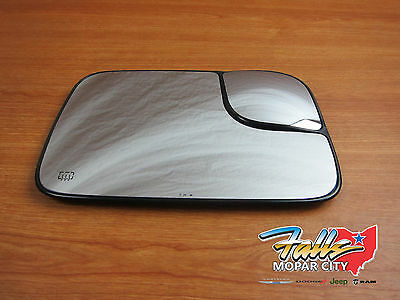 $54.95 • Buy 05-06 Dodge Ram 1500 2500 Passenger Side Replacement Mirror W/Heat Mopar OEM
