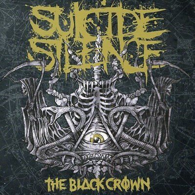 Suicide Silence - The Black Crown [CD] • 12.02£